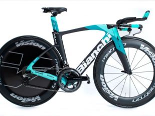 TEAM BIKE EXCHANGE CHOOSES METRON WHEELS FOR TT CHALLENGES