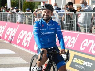 The Giro d'Italia of Vision ambassadors