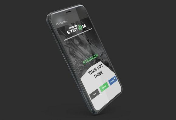FSA System app