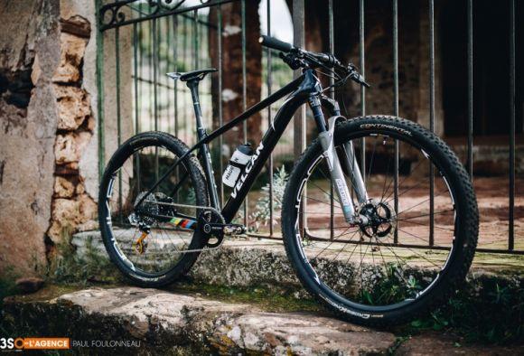 The Velcan bike.