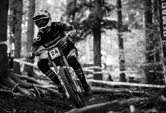 Atherton racing team in action