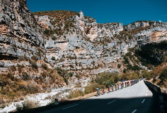 The Tour de France (Ph. Gruber)