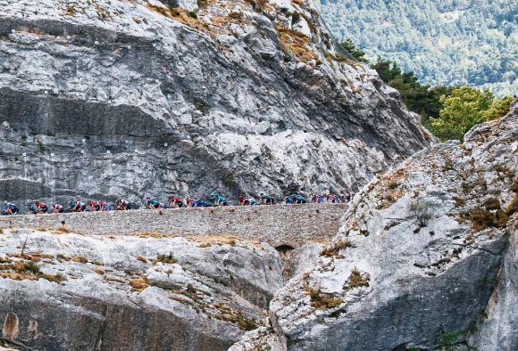 Immagini dal Tour de France (Ph. Gruber)