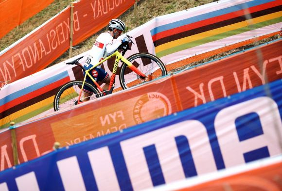 Tom Pidcock in action (ph. TP Racing)