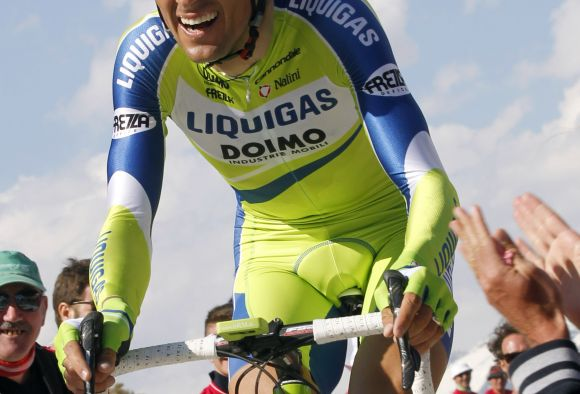 Ivan Basso 2010 (ph. Bettini)
