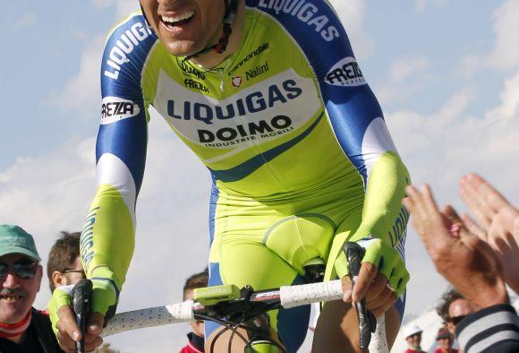 Ivan Basso 2010 (ph. Bettini)