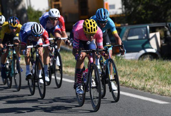 Alberto Bettiol at Tour de France (Ph. Getty)
