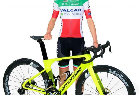 The Italian Elite National Champion Marta Cavalli (ph. Valcar)