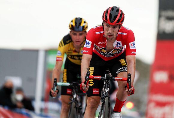 Primoz Roglic wins the 2020 Vuelta a Espana