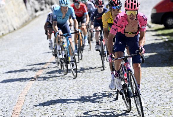 Colombian and former runner-up Rigoberto Uràn will lead the EF Education-Nippo team into the race.