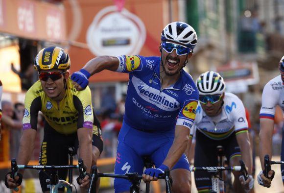 The final sprint (ph. Bettini)