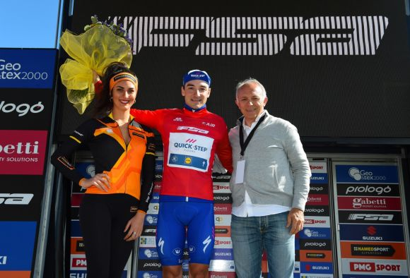 Elia Viviani, 2018 red jersey winner