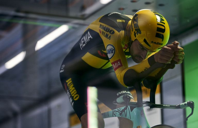 BIG VISION NEWS FROM TOUR DE FRANCE TIME TRIAL